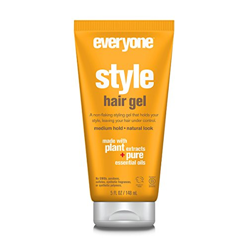Everyone Hair Gel, Style