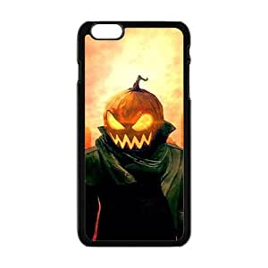 Happy Halloween pumpkin ghost Case for Iphone 6 by icecream design