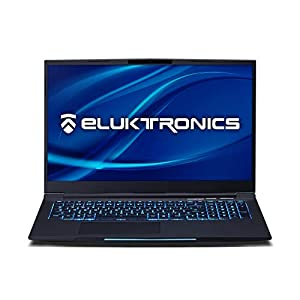 [Customize Your Own] Eluktronics Mech-17 G1Rx 17.3″ Gaming Laptop (Select up to Intel i7-9750H, up to NVIDIA RTX 2070 GPU, up to 64GB RAM, up to 4TB PCIe) 144Hz Refresh Rate IPS VR Ready Notebook PC