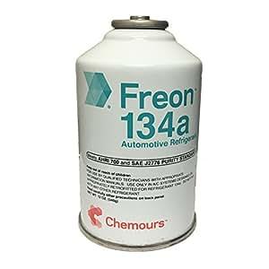 Refrigerant,R134a,12 Oz