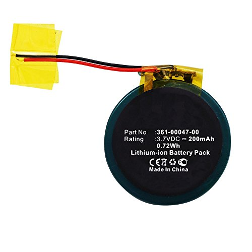 Review 200mAh 361-00047-00 Battery Replacement