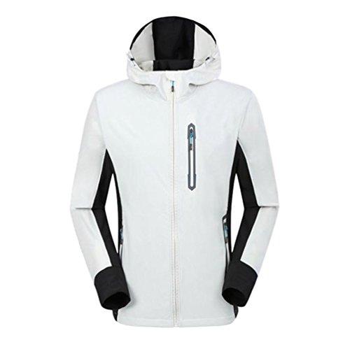 Wanyang Giacca Caldo Primaverile Giacche Cappotti Nero Giubbotti Sport Moda Cerniera Maschile Casual Invernali rfOAwr
