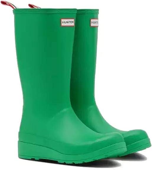Hunter Org Play Boot Tall Ladies Size 5 Peak Blue Ref HV R