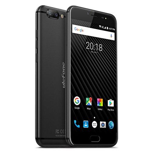 LESHP Ulefone 4G Mobile Phone 16G ROM 13MP Rear Camera (64GB ROM)