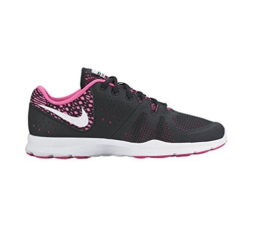 Nike 844658-001 - Zapatillas de deporte Mujer Negro (Black/White-Pink Blast-Prism Pink)