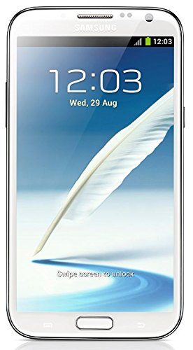 (Samsung Galaxy Note 2 L900 16GB Sprint (Locked) No-Contract 4G LTE Quad-Core Smartphone w/ 8MP Camera and S Pen Stylus - Marble White)