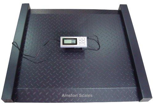 (2000 LB Digital Drum Wheelchair Platform Shipping Warehouse Scale)
