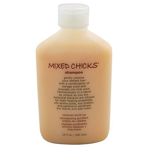 Mixed Chicks Clarifying Shampoo, 10 Fluid Ounce
