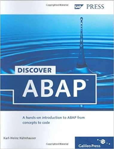 Discover Abap Pdf