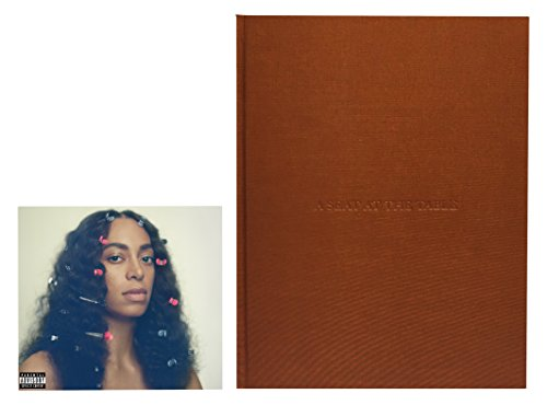 A Seat At The Table Art Book (Hand-bound Art Book w/ A Seat At The Table CD)