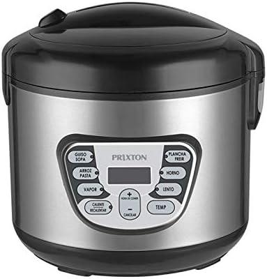 Prixton Robot de cocina multifunción programable 5L 900W: Prixton ...