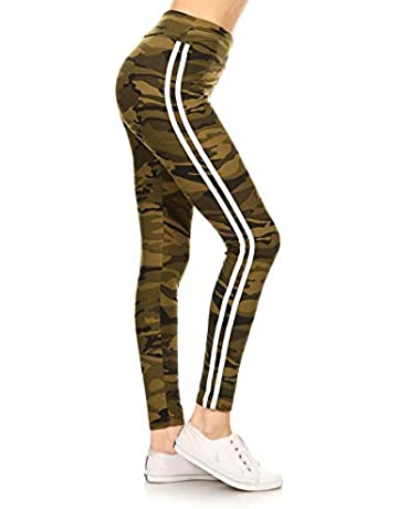 44227239e0c7e7 Leggings Depot Yoga Waist REG/Plus Women's Buttery Soft Print Leggings