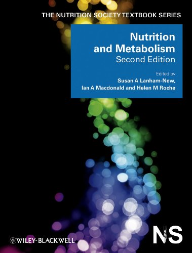 Nutrition and Metabolism (The Nutrition Society Textbook)