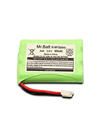 Mr.Batt 900mAh Replacement Battery for Motorola Baby Monitor MBP33 MBP33S MBP33PU MBP36 MBP36S MBP36PU BOBEBE Online Baby Store From New York to Miami and Los Angeles