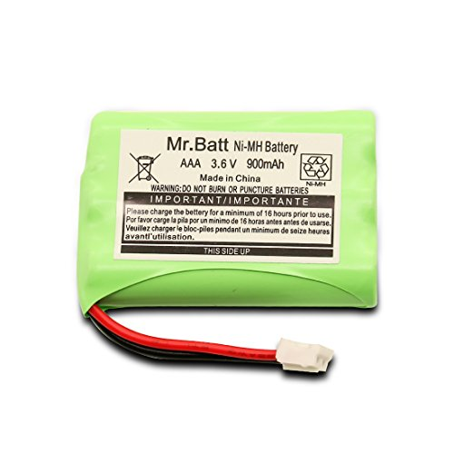 Mr.Batt 900mAh Replacement Battery for Motorola Baby Monitor