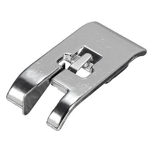 Pixnor Professional Overcast Presser Foot for Brother Singer Babylock Janome Kenmore