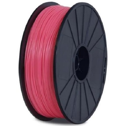 BuMat DPLAPK-E Elite PLA Filament 1.75mm 0.7kg 1.5lb Printing Material Supply Spool for FlashForge Dreamer/Finder 3D Printer, Pink