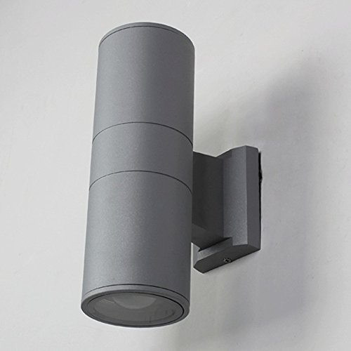 stanno facendo attività di sconto CCF Lampada da Parete Esterna del Ferro del Balcone Balcone Balcone del corridoio delle Scale del corridoio del riflettore Esterno (Dimensioni   Ø11cmH30cm)  economico e di alta qualità
