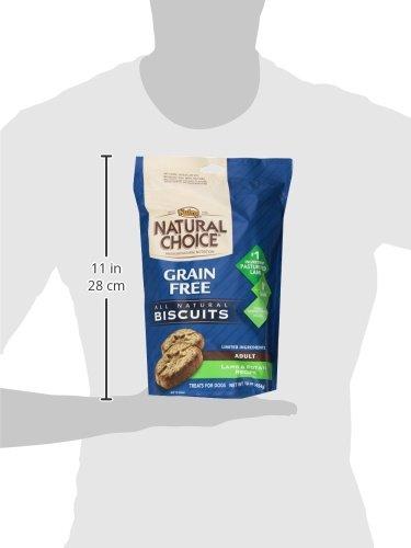 079105104739 - NATURAL CHOICE Grain Free Adult Dog Biscuits Lamb and Potato Recipe - 16 oz. (454 g) carousel main 7