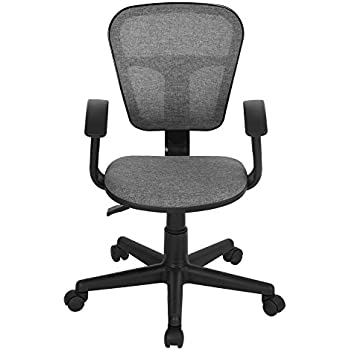 kids desk chair coavas ergonomical midback mesh height adjustable chair for kids teens gaming
