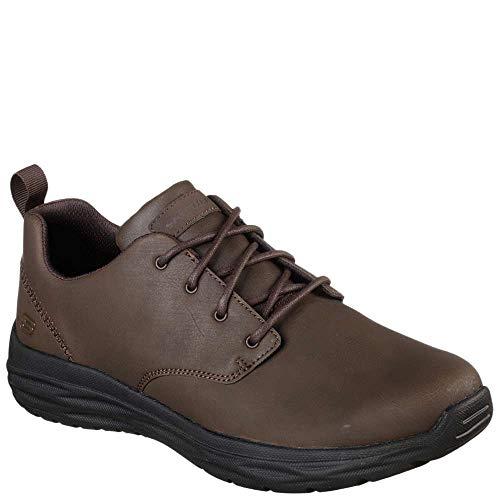 Harsen-Rendo Oxford Shoe, Chocolate - 13 D(M) US ()