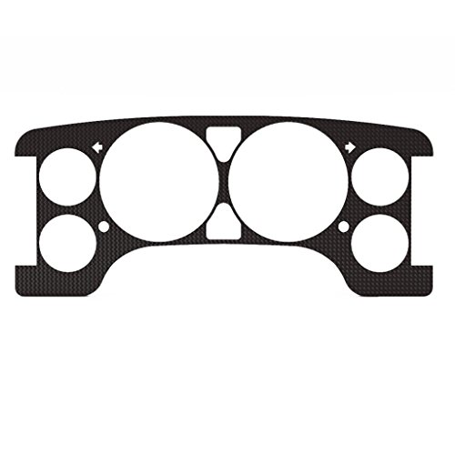02 Carbon Fiber Dash Trim - 1