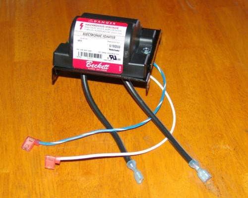 (New HVAC part) Beckett 51805U Ignitor with Base Plate for AFII Burner/Beckett AF2 Ignitor