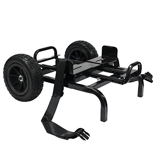 Garden Star 70135 Universal Fit Cooler Cart, Black by Garden Star