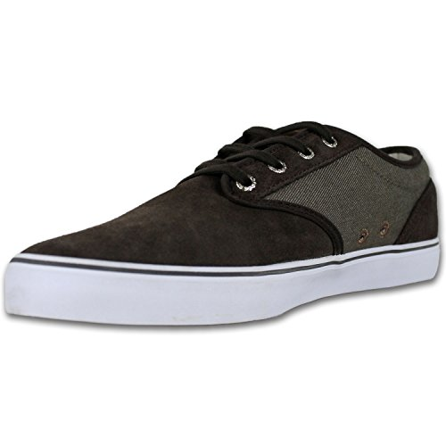 GLOBE Skateboard Shoes MOTLEY Brown Denim