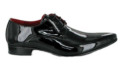 Rossellini Avellino Chaussures À Lacets Habillées Décontractées Hommes Garçons Chaussures Mariage