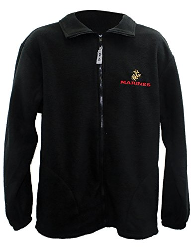 Us Marines Logo Jacket - 8