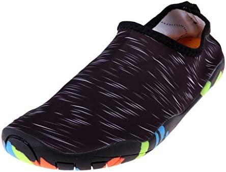 マリンシューズ ウォーターシューズ レディース メンズ シュノーケリング アクアシューズ ビーチサンダル 軽量 通気性 水陸両用 男女兼用 全12サイズ2色