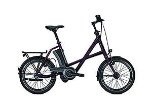 E-bike Kalkhoff Sahel Compact i8r 17Ah 20'8G contrapedal marsalared/Black RH 46, marsalared/diamondblack