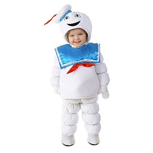 Princess Paradise Baby Ghostbusters Stay Puft Deluxe Costume, As As Shown, 6 to 12 Months -