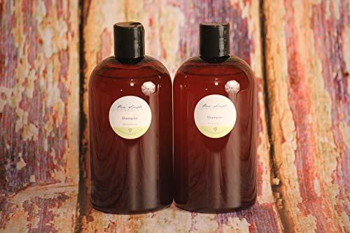 Natural Shampoo, Smoothing and Volumizing Formulas, Pure & Simply Natural, 16 fl. oz