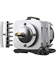 VIVOHOME 110V 950GPH 32W 6 Outlets Electromagnetic Commercial Air Pump for Aquarium and Hydroponic Systems