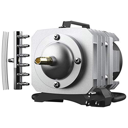 VIVOHOME Commercial Air Pump 32W 950GPH 6 Outlets