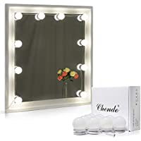 Chende Hollywood Style LED Vanity Mirror Lights Kit with...