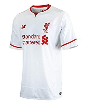 c4218504c87 Image Unavailable. Image not available for. Colour  Warrior Sports 2015-2016  Liverpool Away Football Shirt ...