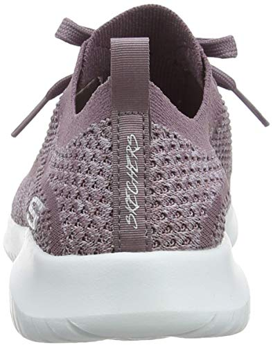 Statements Skechers Viola Infilare Ultra Sneaker Donna Lav Flex Lavender qrxEYr