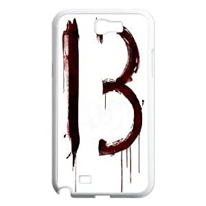Generic Case Friday The 13Th For Samsung Galaxy Note 2 N7100 W3E7857826