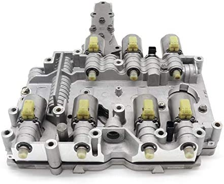 Rebuilt 5r110w Valve Body W//Solenoids Compatible with Ford 03UP F550