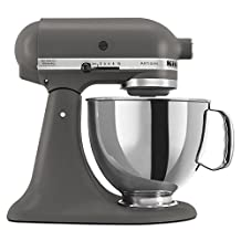 Kitchen Aid 5KSM150 Stand Mixer Imperial Gray- 220 Volts Only! Will Not Work In The USA