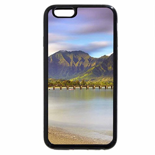 iPhone 6S / iPhone 6 Case (Black) Mountain View