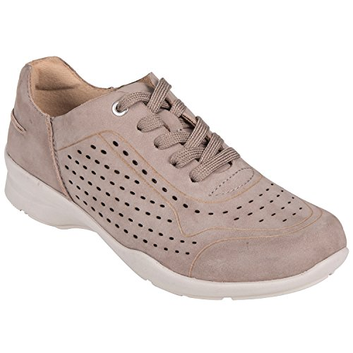 Taupe Shoes serval Earth Earth Shoes serval 4fYTO