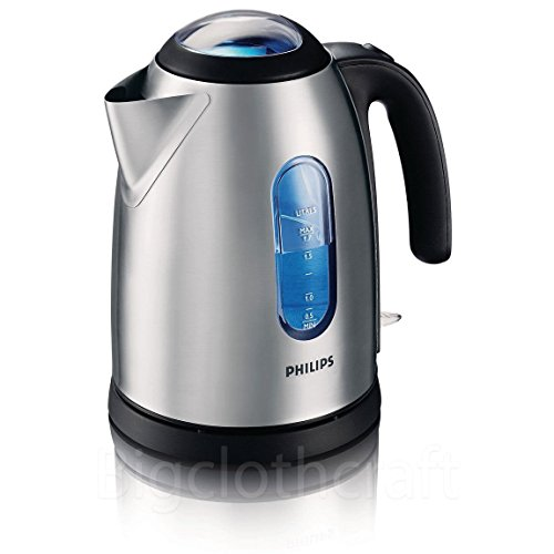 Philips Hd4667 Stainless Electric Water Kettle Teapot 1.7l for Coffee Tea, 220v