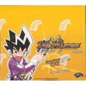 (Duel Masters CCG Evo-Crushinators Of Doom Booster Box of 24 )