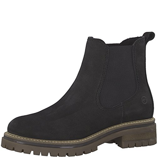 Tamaris 25474 21 Noir Boots Chelsea Femme npYFWgpwxr