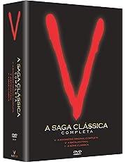 V - A Saga Clássica Completa
