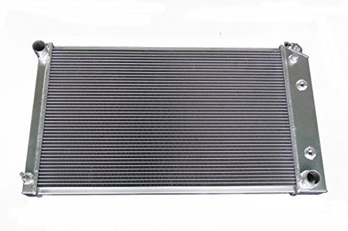 "ZF161 New 3 Rows All Aluminum Radiator for 1965-1982 Cadillac Eldorado 28"" Wide Core"